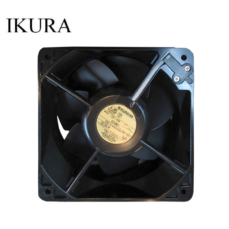IKURA 6250MG1-TP AC220V 50/60HZ 45W Axial cooling fan