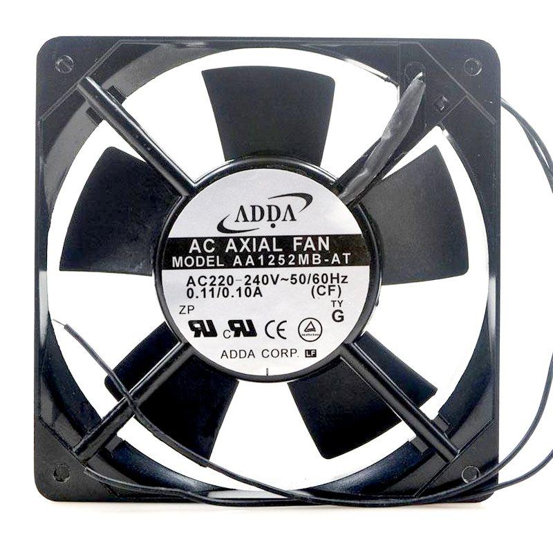 ADDA AA1252MB-AT AC220V 120mm axial  cooling fan