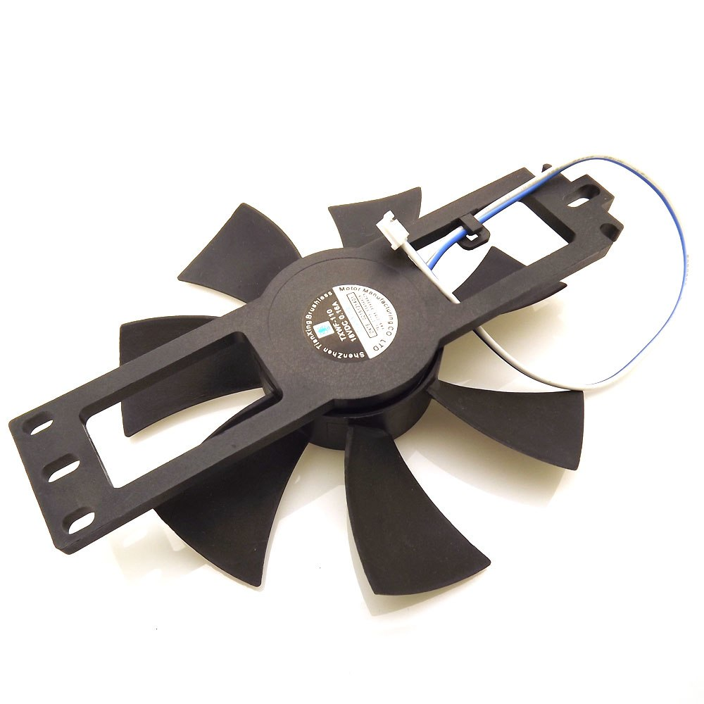 DC BRUSHLESS FAN TXWF-110 18V 0.16A  Induction Cooker Cooling Fan 2Pin