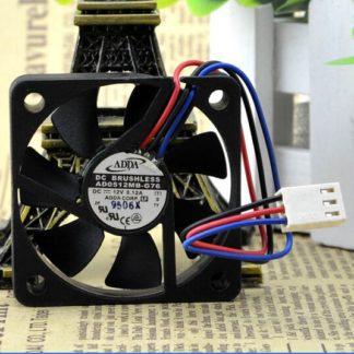 ADDA AD0512MB-G76 G70 12V 0.12A 5CM 50*50*10 CPU cooling fan