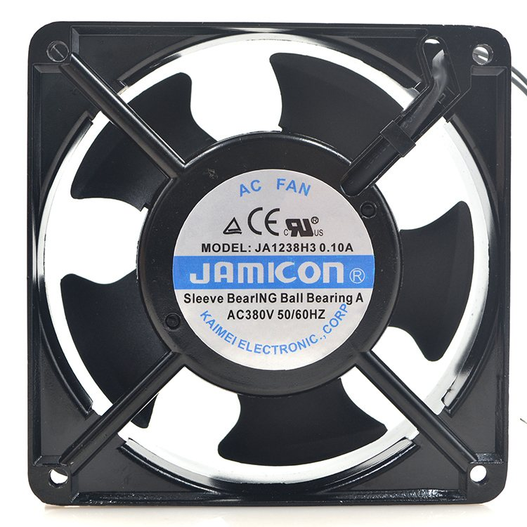 JAMICON JA1238H3 380V 0.1A 12CM AC cooling fan