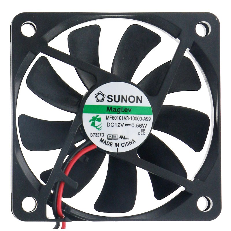 SUNON MF60101V3-10000-A99 DC12V 0.56W Ultra-quiet cooling fan
