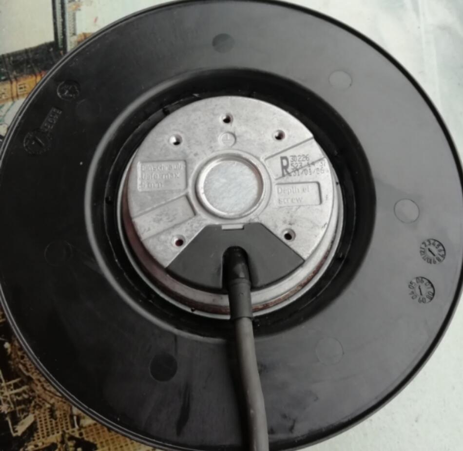 Ebm Papst  R2E190A026-25  230V cooling fan