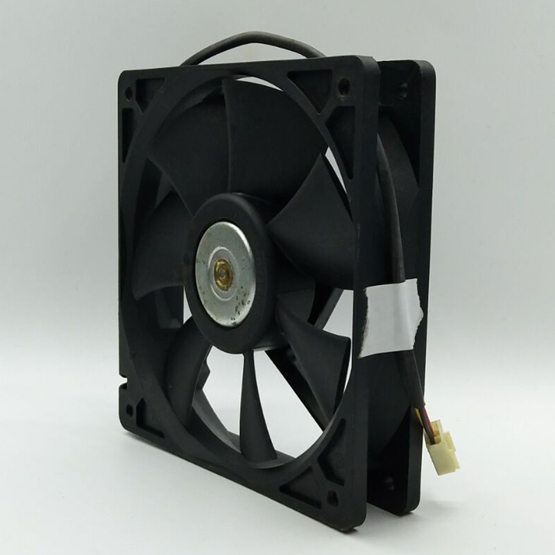 Delta AFB1212L12CM 0.60A DC12V Ball Bearing Cooling Fan