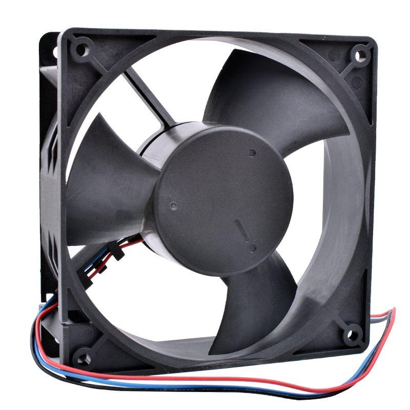 Delta EFB1212SHE 12V 1.2A 138 12CM Chassis Server Cooling Fan