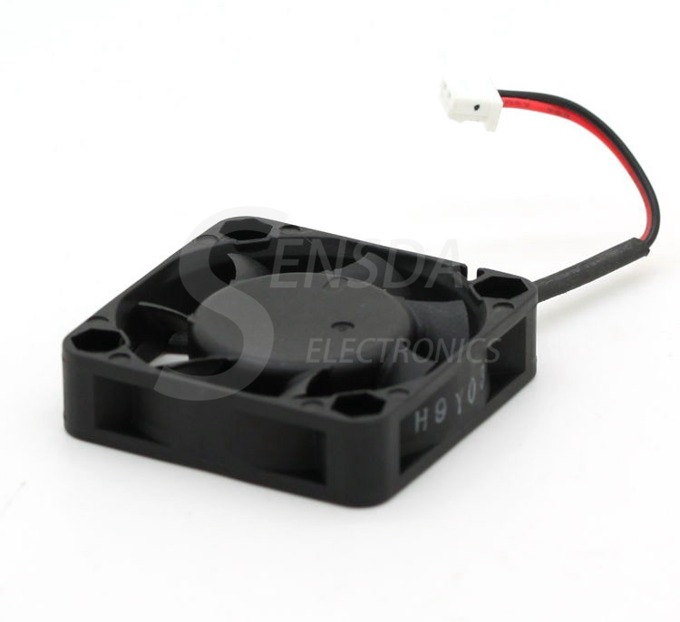 Delta EFB0412LA 4cm 12V 0.08A cpu computer inverter cooling axial fan