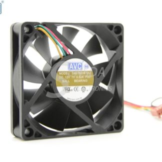 AVC DA075B12U 12V 0.52A 4Wire tempreture PWM Speed cooling fan