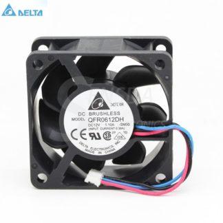 Delta QFR0612DH 60mm 1.1A DC 12V 3-pin  axial cooling fan