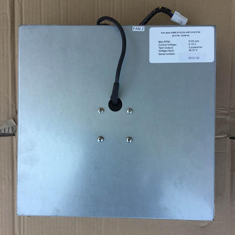 EBMPAPST R1G220-AB73-99 48V 100W 3100RPM 36-57V centrifugal fan