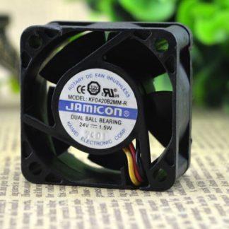 JAMICON KF0420B2MM-R 24V 1.5W inverter cooling fan