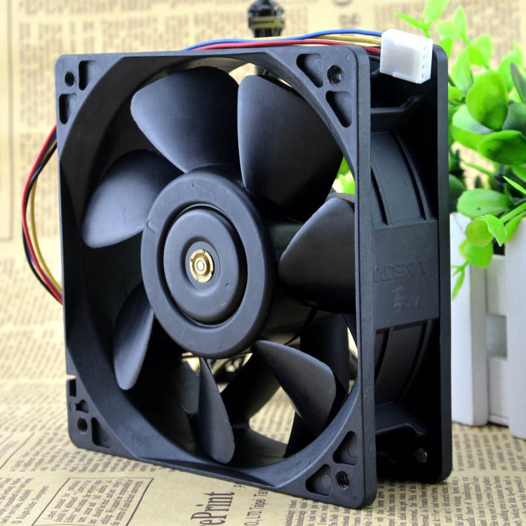 Delta QFR1212EHE 12CM 12V 1.50A Cooling fan