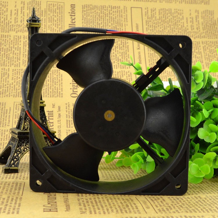 NIDEC TA450DC B34578-26 DC48V 0.25A 3-Wire Axial Flow Cooling Fan