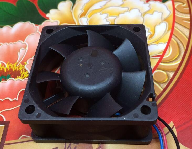 Delta AFB0648SH 6025 6cm DC 48V 0.12A 6CM 60*60*25MM 3-wire Switch Cooling Fan