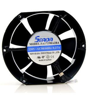 SA1725HA2BA AC 220V 0.27A  17CM ball axial flow fan
