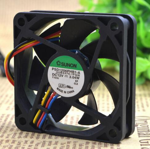 SUNON PSD16PHB1-A 12V 3.04W four line axial flow fan