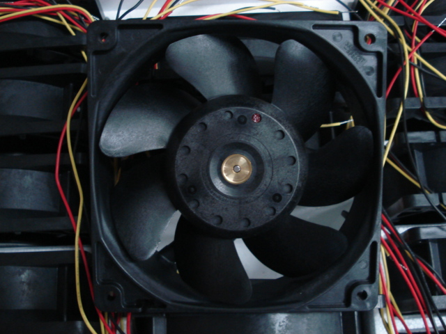 SANYO 9G1212G1011 DC12V 0.98A 12CM 120*120*38MM double ball Cooling Fan