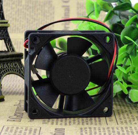 SUNON KDE2406PTB1 60*60*25 24V 2.6W 2-wire cooling inverter fan