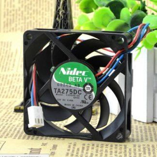 NIDEC C35598-58 GFOX 12V 0.48A 7CM cooling fan