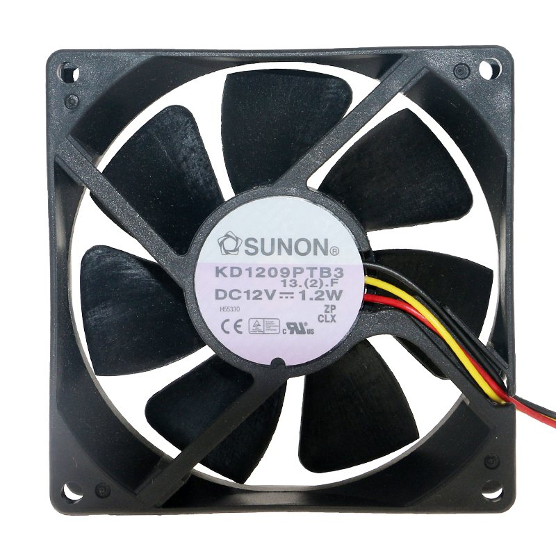 SUNON KD19PTB3 DC12V 1.2W Chassis electrical cooling fan