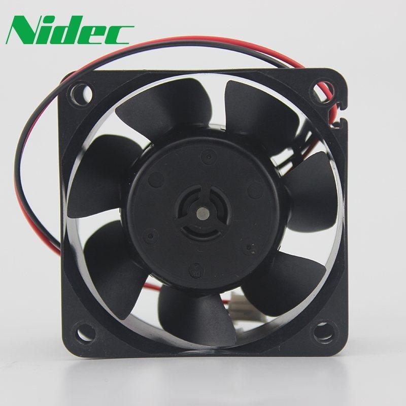 Nidec D06T-12PS5-04B 12V 0.32A cooling fan