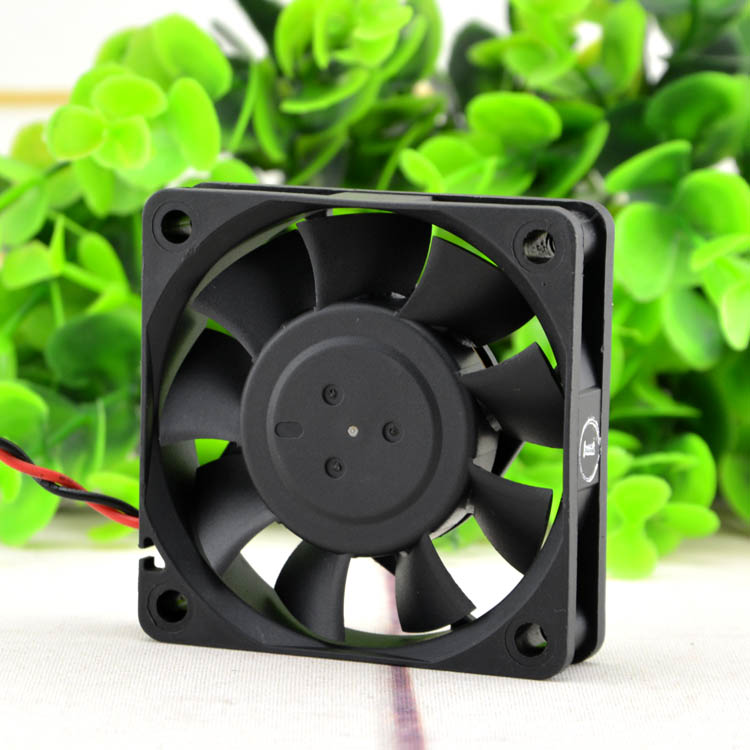 Delta AFB0624HHB 24V 0.15A 6CM  2-wire inverter ball cooling fan