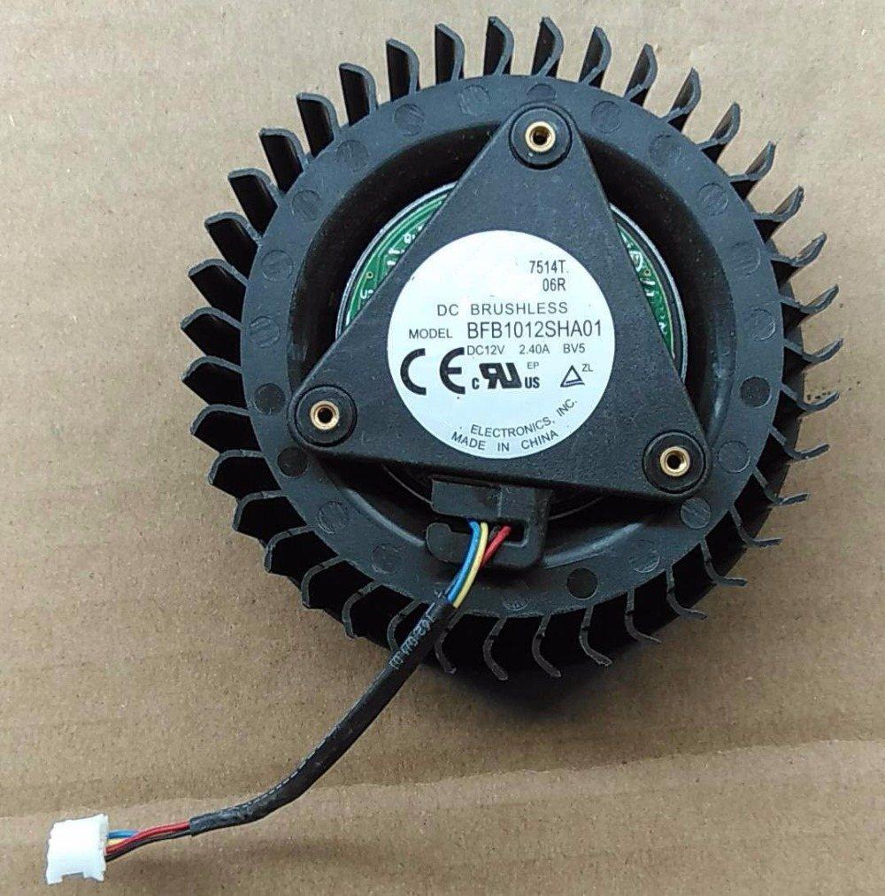 DELTA BFB1012SHA01 BV5 12v 2.4A cooling fan