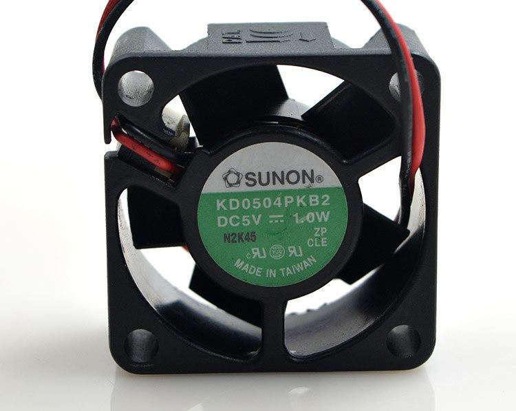 SUNON KD0504PKB2 5V 1.0W  switch cooling equipment fan
