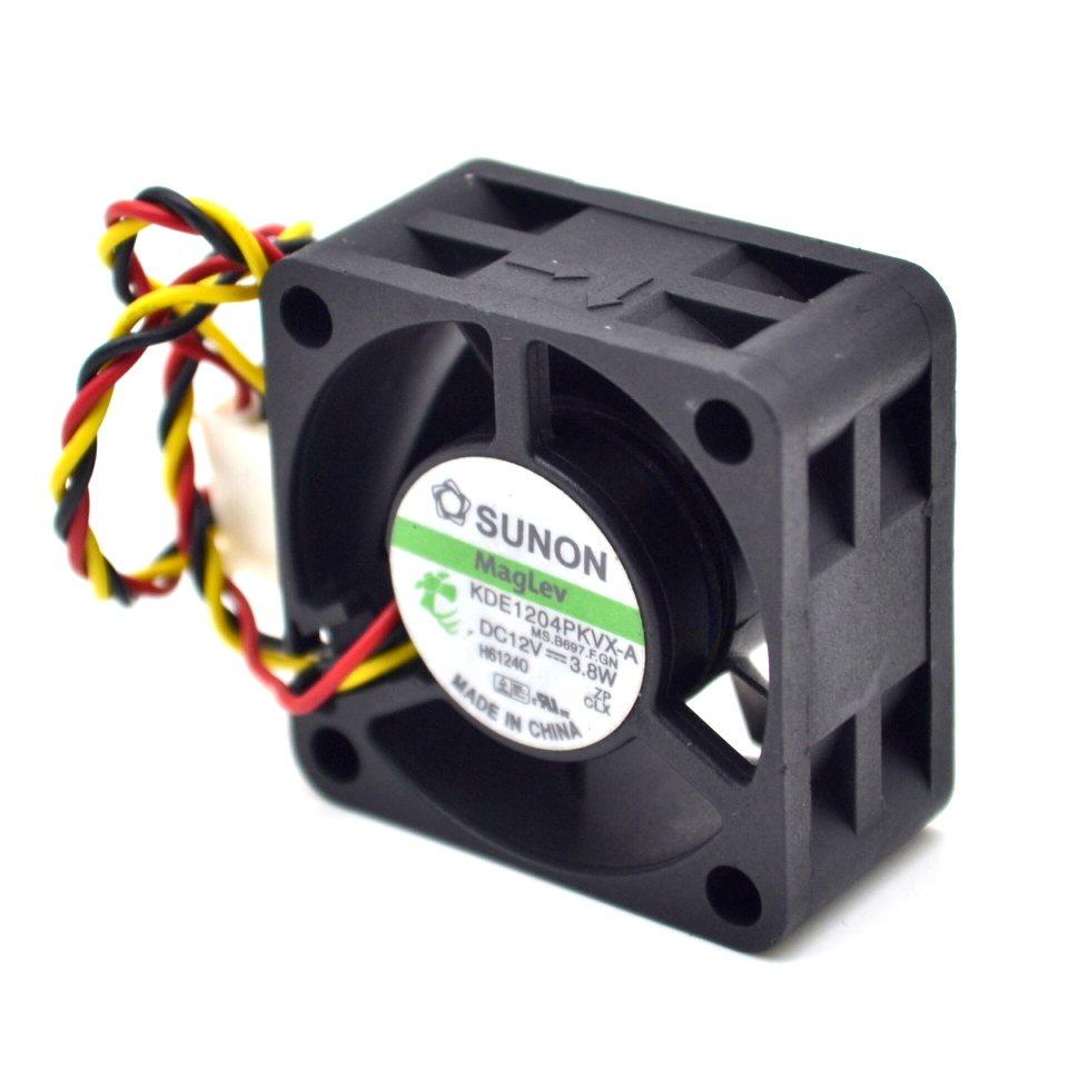 SUNON KDE1204PKVX-A 12v 3.8W 40*40*20MM cooling fan