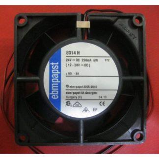 EBMPAPST 8314 H 8CM 8032 24V 6.0W Inverter cooling fan