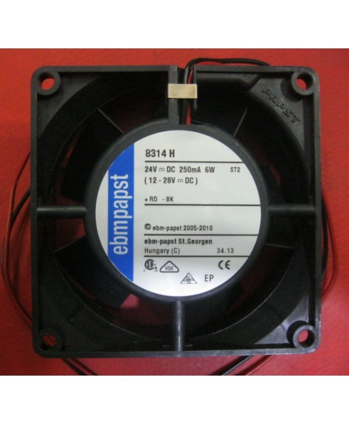 EBMPAPST 8314 H 8CM 8032 24V 6.0W Inverter cooling fan