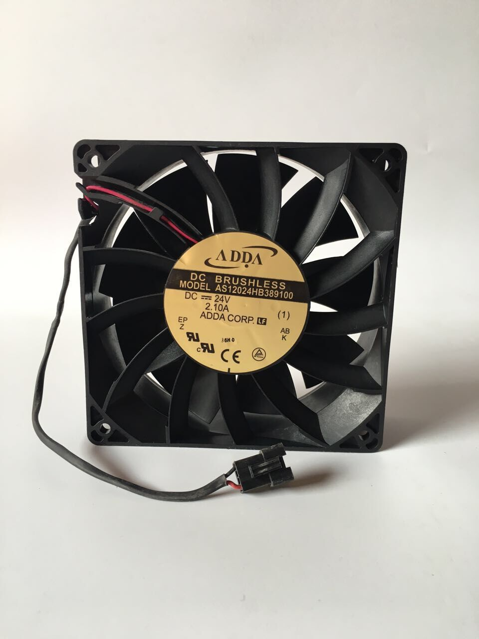 ADDA AS12024HB389100 DC24V 2.1A  Cooling Double Ball Fan