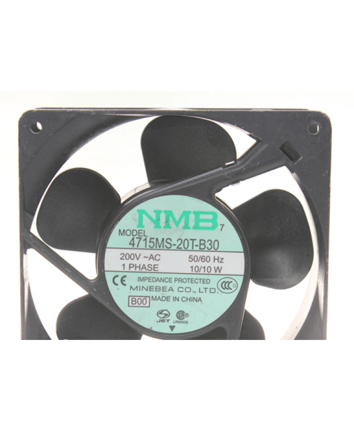 NMB 4715MS-20T-B30 120*38MM AC 200V 13/15W axial cooling fan