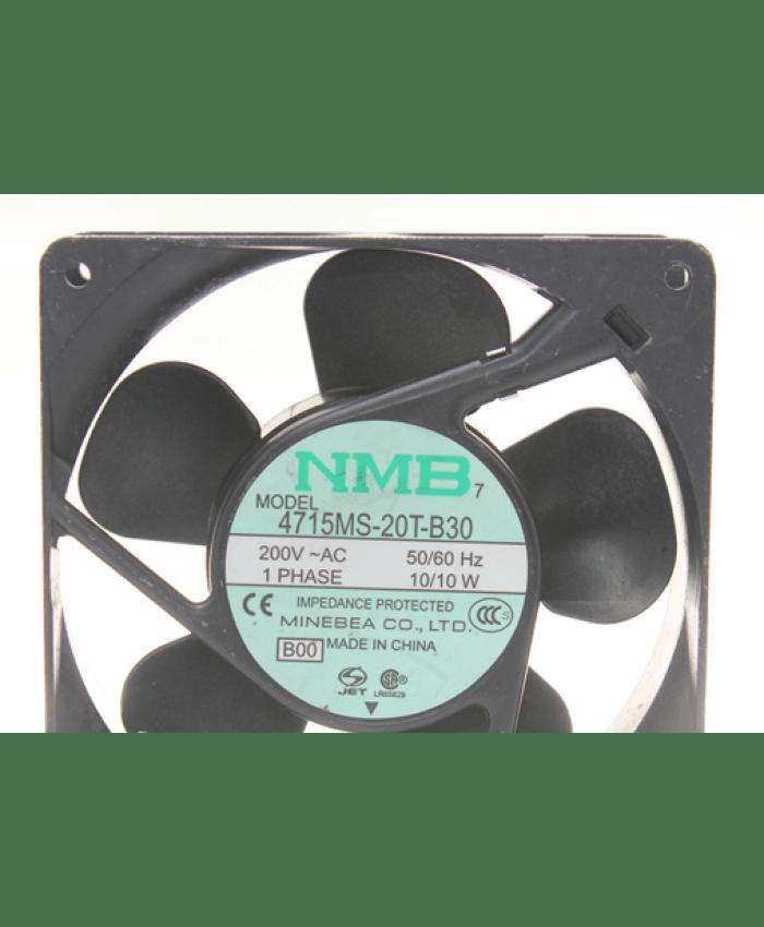 NMB 4715MS-20T-B30 120*38MM AC 200V 13/15W axial cooling fan