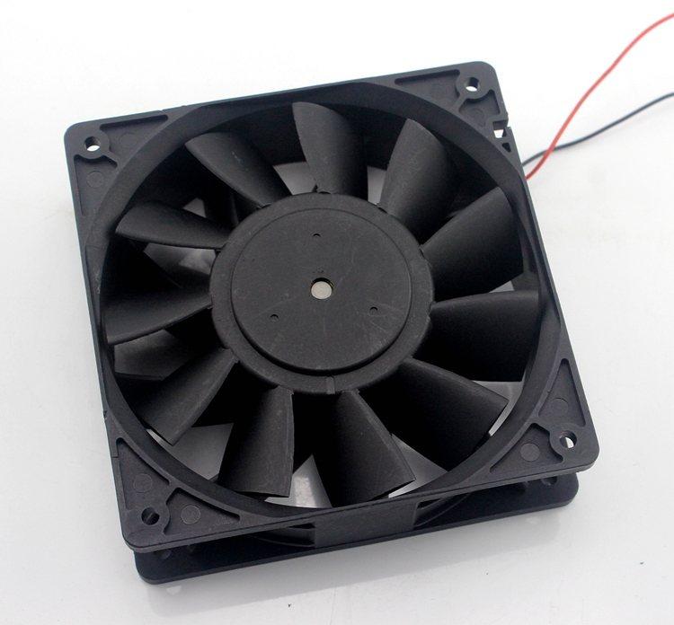 Delta PFB1248GHE 48V 0.82A 12CM  waterproof axial case cooling fan