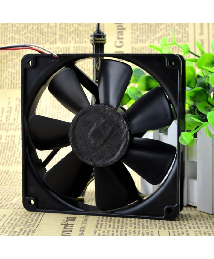 NMB 4710KL-04W-B16 12V 0.16A 12CM ultra quiet fan cooling fan