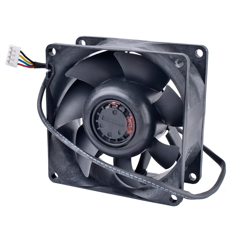 Nidec V80E12BHA7-57 12V 0.80A Double ball bearing cooling fan