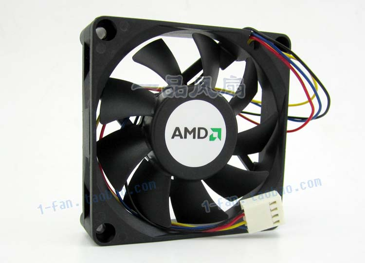 AVC DSSC0715R2L P002 DC12V 0.3A Server Square Cooling fan