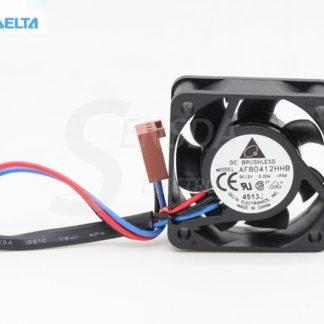 Delta AFB0412HHB DC12V 0.13A 3-pin inverter cooling fan
