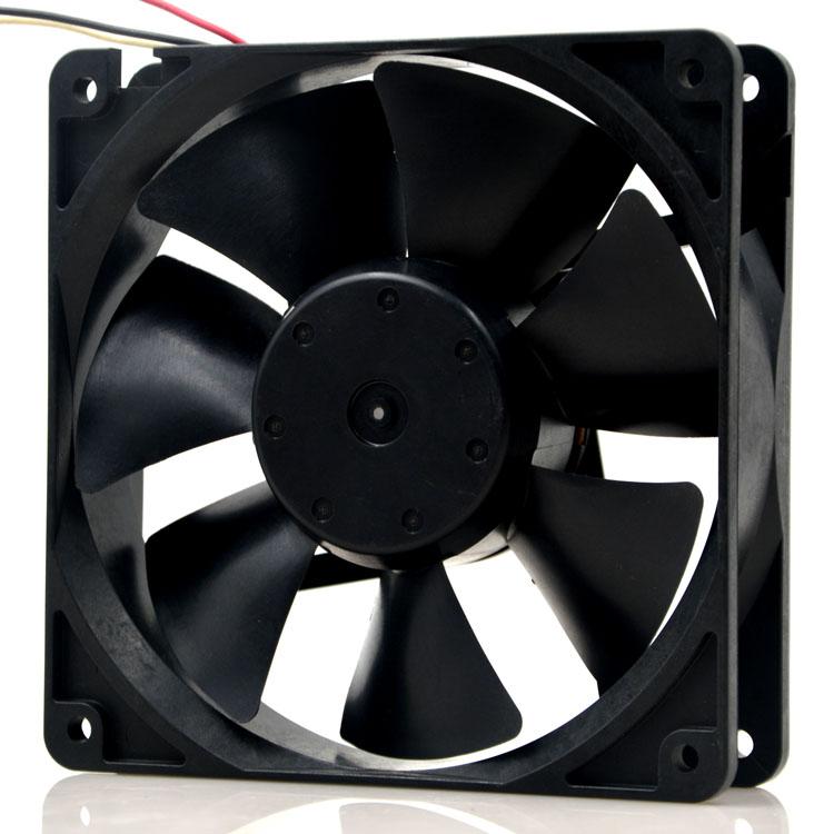 NMB 4712KL-07W-B39 12CM 48V 0.23A frequency waterproof fan