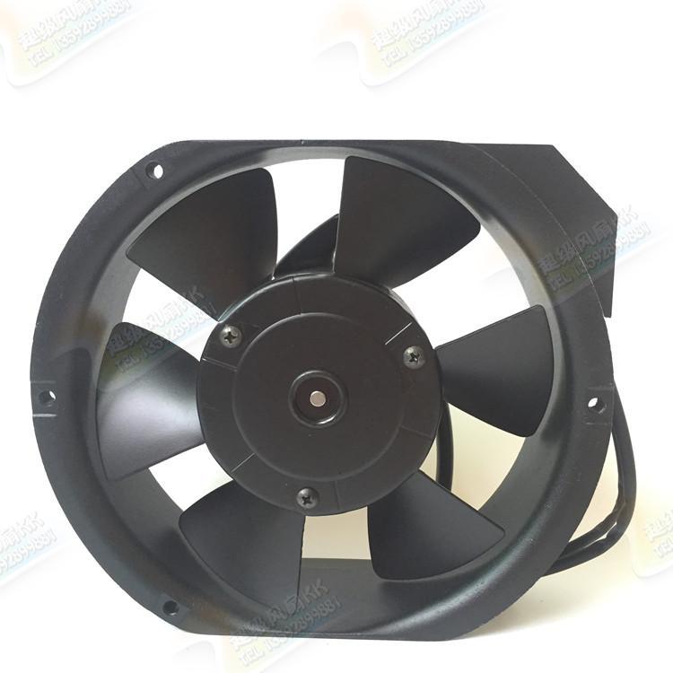 Taiwan A15155-V2HBTS 230V high temperature metal cooling fan