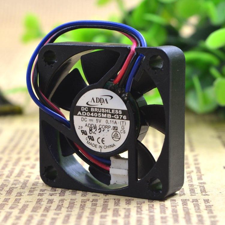 ADDA AD0405MB-G76 5V 0.11A Double ball bearing cooling fan