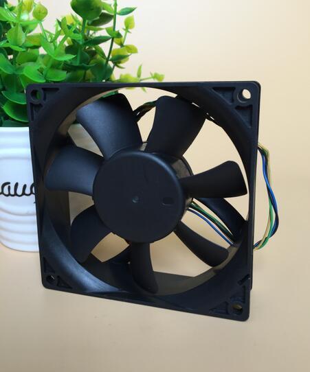Delta AUB0912HH DC12V 0.40A 9CM 4-Wire Cooling Fan