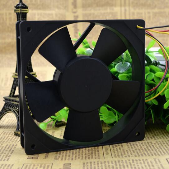 SUNON KD1212PTB2-6A 12V 3.6W 3-wire inverter cooling fan
