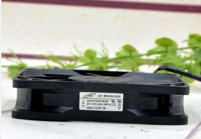 ADDA AD07012HB159300 095T DC12V 0.35A cooling fan