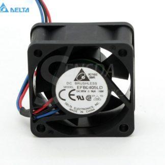 Delta EFB0405LD ROO R00 4CM DC5V 0.16A server inverter axial cooling fan