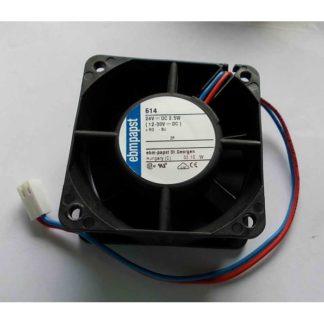 Ebmpapst 614 24V DC 2.5W 6CM Cooling fan
