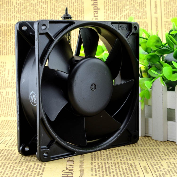 EBM W1G115-AT25-10 12V 13W 3-wire cooling fan