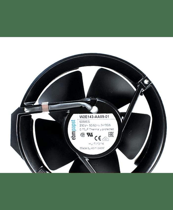 ebmpapst W2E143-AA09-01 6058ES 72*51MM cooling fan