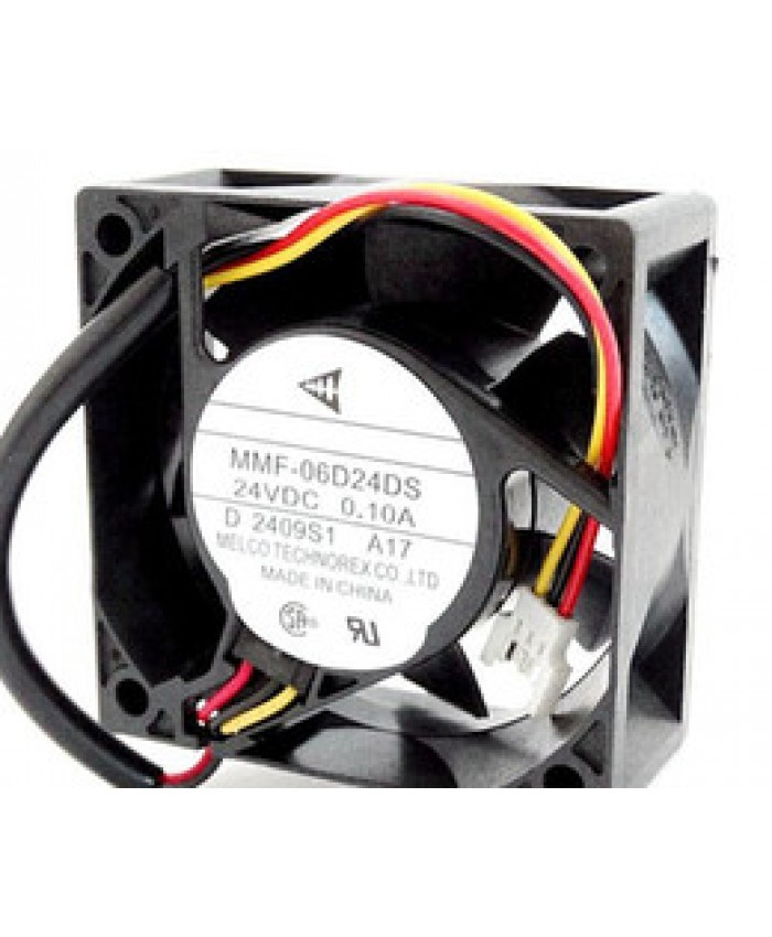 MMF-06D24DS R17 24VDC 0.10A cooling fan