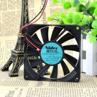 NIDEC D08R-24TL 01 8015 24V 0.06A Fan